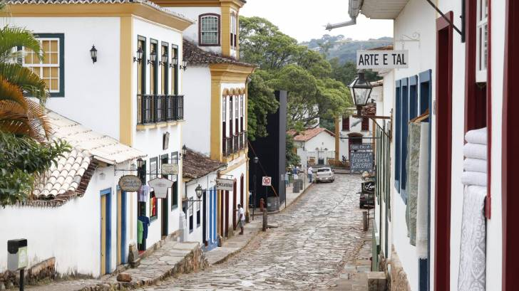 ancient city in brazil