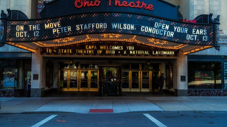ohio theater
