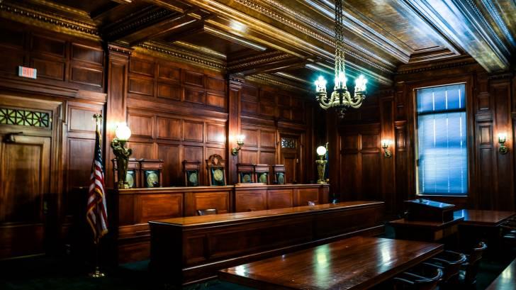Kentucky court room