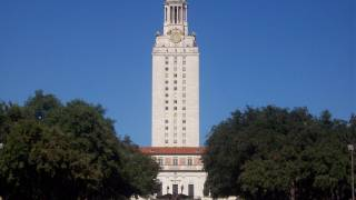 U of Texas Bell Tower