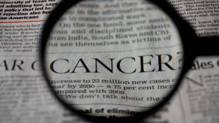cancer in newspaper