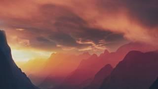 landscape sun rising